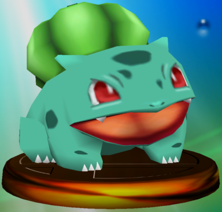 File:Bulbasaur trophy SSBM.png