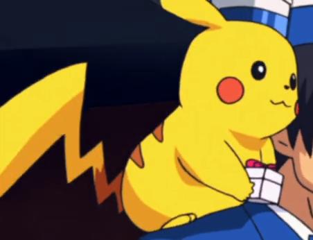 Uschi Pikachu