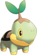 387Turtwig Pokemon Mystery Dungeon Explorers of Time and Darkness