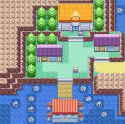 One island
