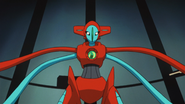 Deoxys green crystal Normal Forme