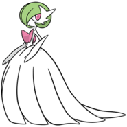 282Gardevoir Mega Dream