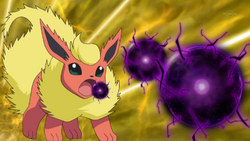 Ursula Flareon Shadow Ball
