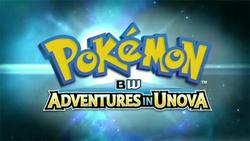 Adventures in Unova Opening