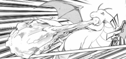 Drake's Dragonite Ice Beam ETP