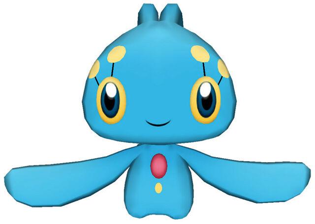 File:490Manaphy Pokémon PokéPark.jpg