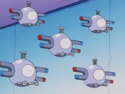 Head of Security's Magnemite