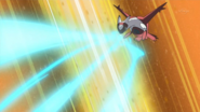 Nurse Joy's Latias Ice Beam