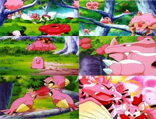 File:Pokémon eating Pinkan Berries (2).jpg
