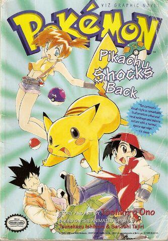 File:Viz Media The Electric Tale of Pikachu volume 2.jpg