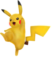 Pikachu (Pokkén Tournament)