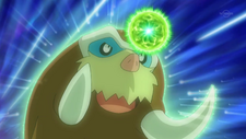 Dawn Mamoswine Hidden Power