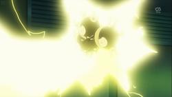 Clemont Magneton Thunder Shock