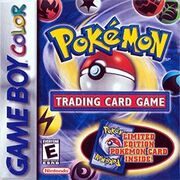Pokémon Trading Card Game Boxart