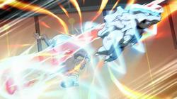Red Hitmonlee Mega Kick PO