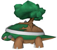 389Torterra Pokémon PokéPark