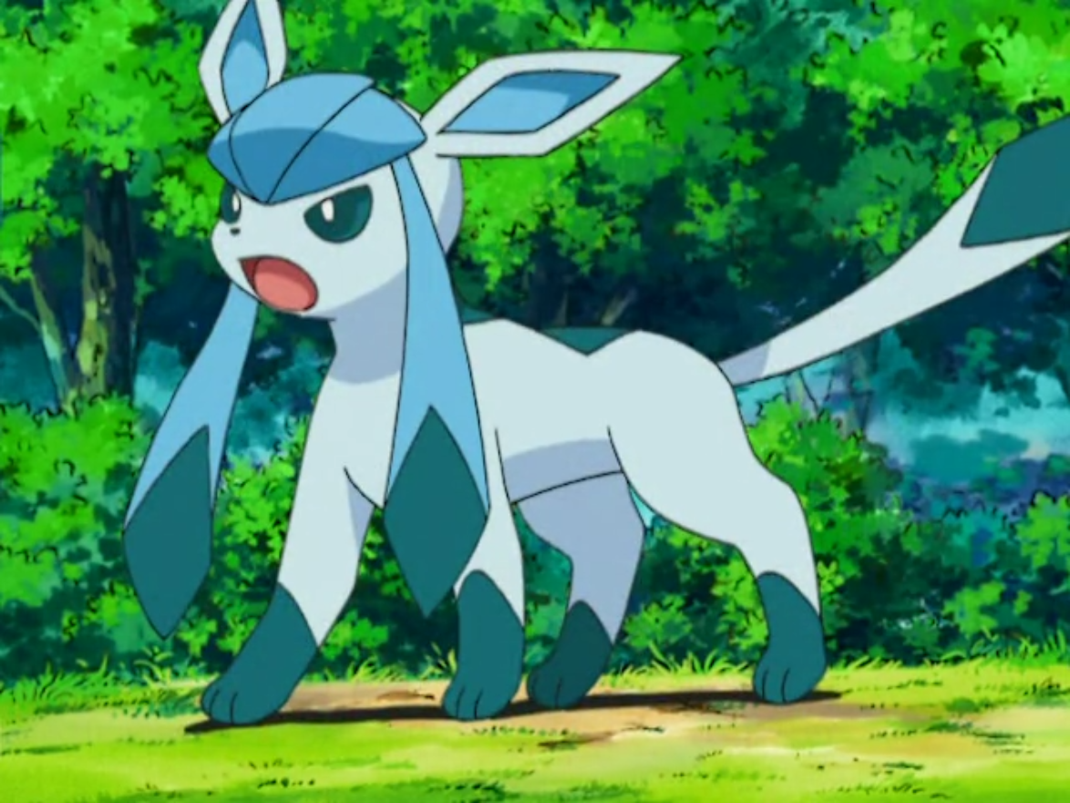 May s Glaceon Eevee Evolutions Vaporeon