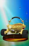 ZERO-ONE trophy SSBM