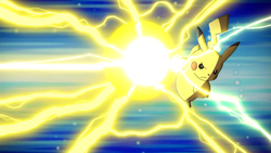 Ash Pikachu Gigavolt Havoc