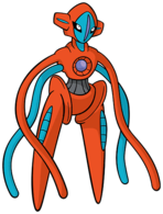 386Deoxys Normal Forme Dream