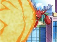 Luna Scizor Hyper Beam
