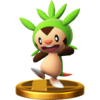 Chespin trophy SSBWU