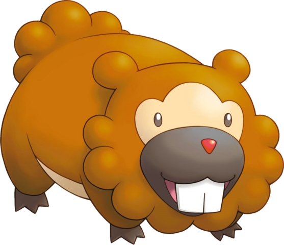File:399Bidoof Pokemon Mystery Dungeon Explorers of Sky.png