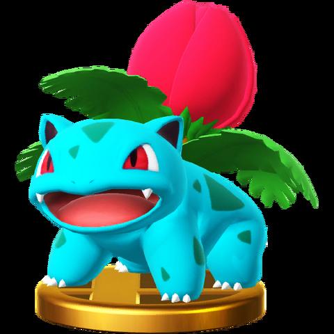 File:Ivysaur trophy SSBWU.png