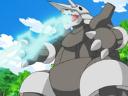 Aggron Ice Beam