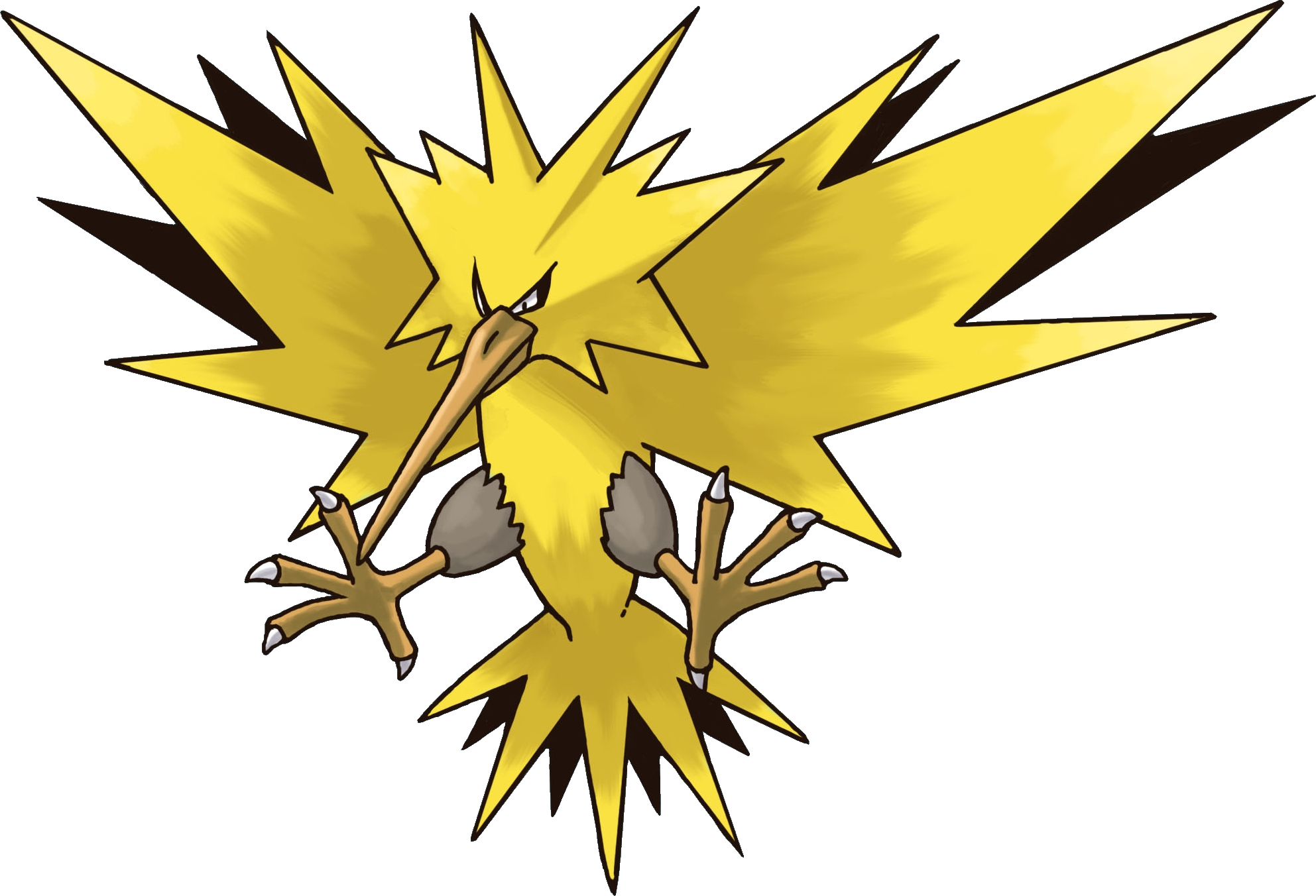 How To Capture Zapdos In Blue 59
