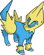 310Manectric Dream