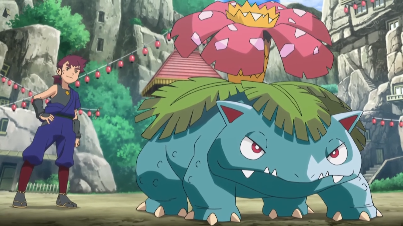 Nihei 39 s venusaur pok mon wiki fandom powered by wikia - Pokemon florizarre ...
