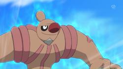 Trainer Conkeldurr Superpower
