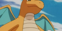 Drake's Dragonite (anime)