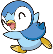 393Piplup DP anime 12