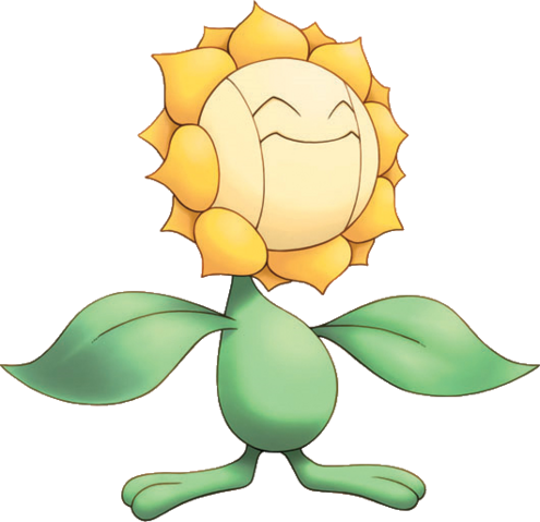 File:192Sunflora Pokemon Mystery Dungeon Explorers of Time and Darkness.png