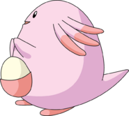 113Chansey OS anime 2