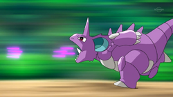 Pirate Nidoking Poison Sting