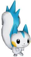 417Pachirisu Pokémon PokéPark