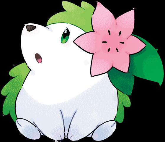 File:492Shaymin Pokemon Platinum Flower Paradise.png