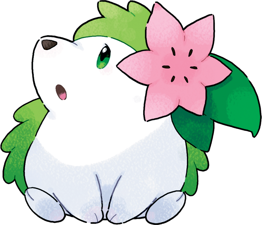 Case File #492: The Gratitude Pokemon- Shaymin | Page 1 | The ...