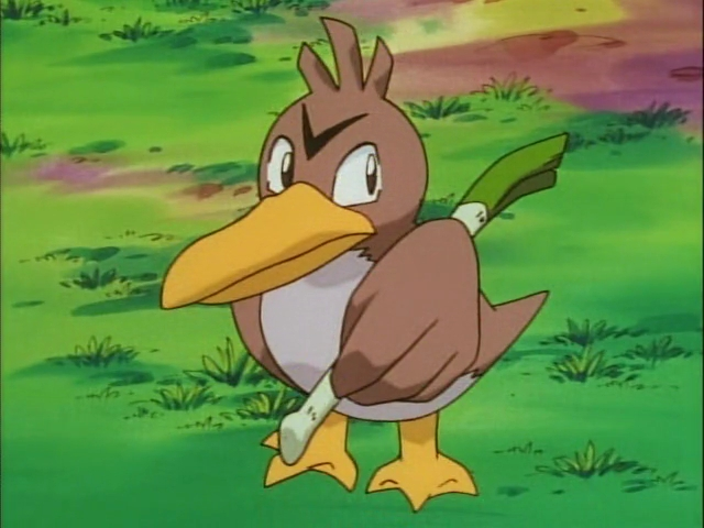 Keith's Farfetch'd