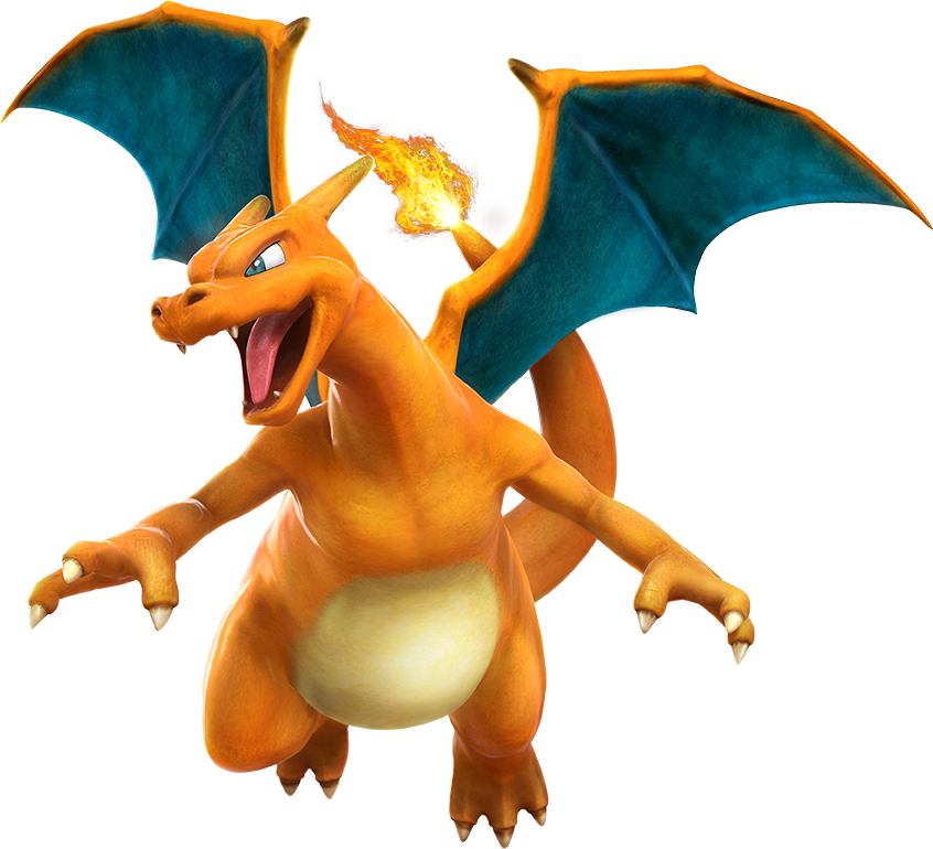 Image - Charizard (Pokkén Tournament).png