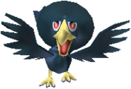 198Murkrow Pokemon Stadium