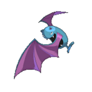 042Golbat Pokemon Conquest