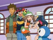 Ash and the whole gane