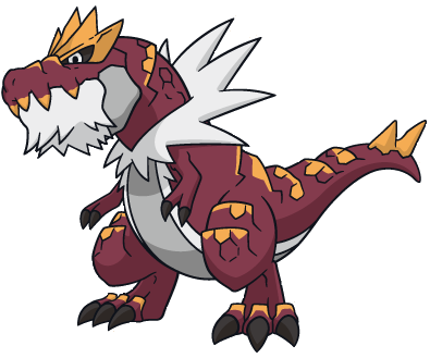 697Tyrantrum Dream