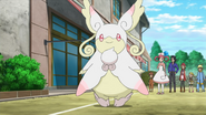 Nurse Joy Mega Audino