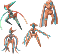 Deoxys All