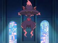Fantina Mismagius anime